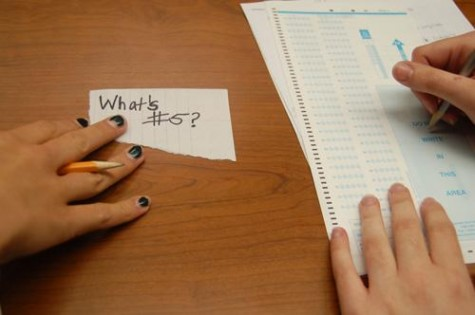Cheating an obstacle to students