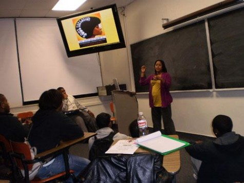 Black women in Germany stereotyped