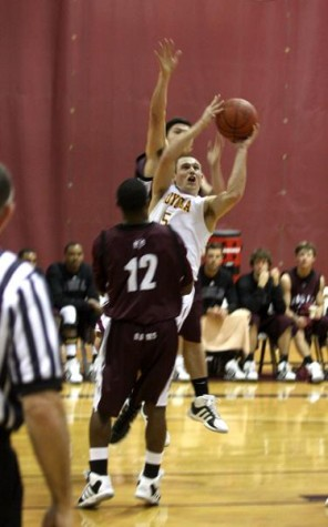 Loyola men's basketball wins SSAC West title