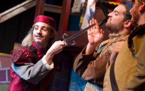 Loyola theater department takes on Shakespeare