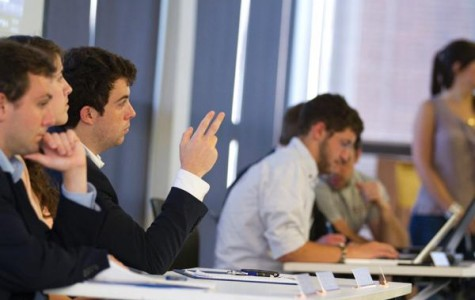 Students elect Falotico as SGA vice president