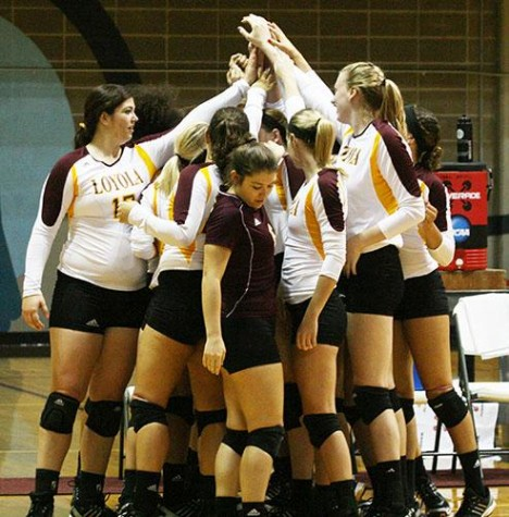Volleyball receives national recognition