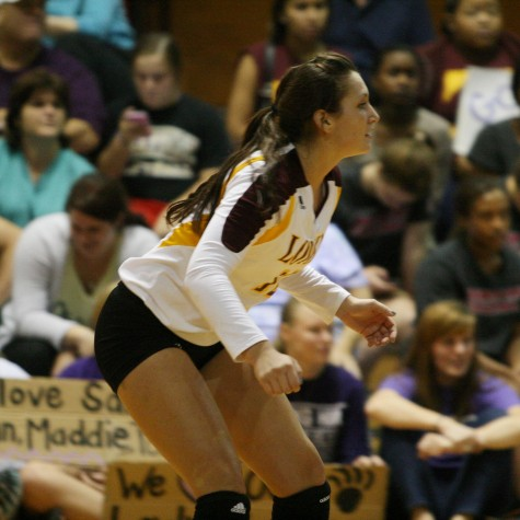 Volleyball begins home stretch