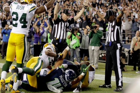 Replacement referees cost Green Bay a win