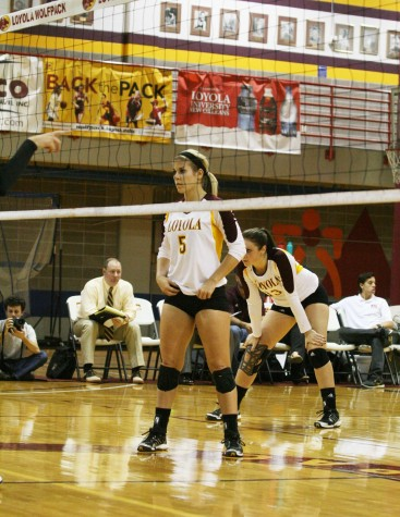 Effort trumps talent for volleyball