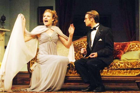 "Loyola Theatre presents: ""Blithe Spirit"""