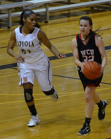 Basketball captures win against WCU