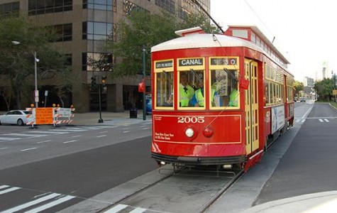New streetcar line now running