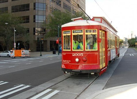 New streetcar line now running