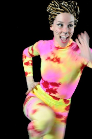 """Dance theater presents """"Down the Rabbit Hole"""""""
