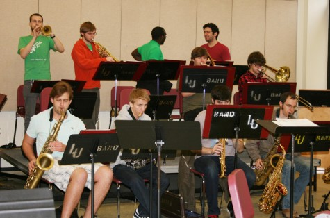 Jazz Festival brings famous musician alumni back to campus