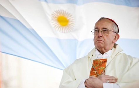 First Jesuit named pope