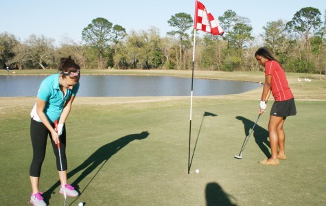 Loyola golfers find their drive