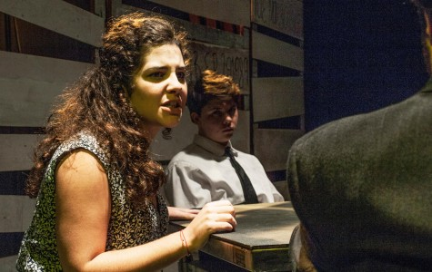 Student's play confronts US terrorism