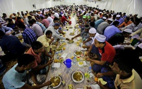 Muslims in New Orleans fast in the summer heat