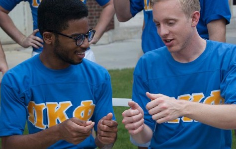Fraternity looks to expand in fall