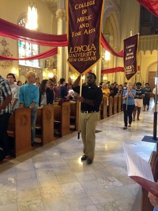 Annual mass promotes a holistic life