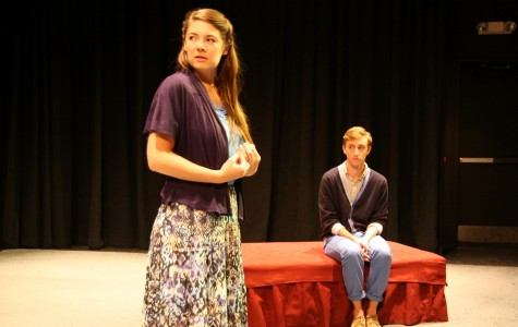 AIDS drama takes center stage
