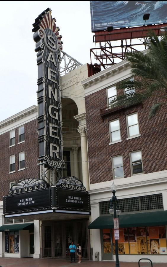 Renovated+theater+front+of+the+Saenger+Theatre+on+Canal+Street.+Numerous+theaters+around+New+Orleans+have+recently+reopened+to+the+public+for+events%2C+including+the+Saenger+Theatre.