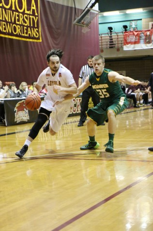Men's basketball nears end