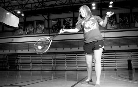 Loyola's tennis season is in full swing