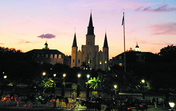 Haunted happenings: New Orleans after dark