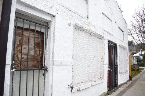 The former Freret location of Dunbar's Creole Cooking remains barred. The property was heavily damaged following Katrina.