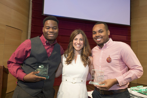 Students recognized for leadership at Magis Awards