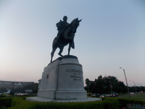 Confederate Monuments Cause Problems in the City of New Orleans