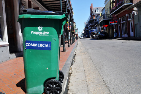 Glass Recycling is coming to French Quarter, CBD