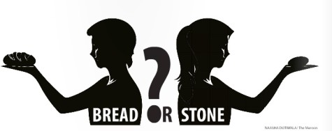 Bread or Stones?