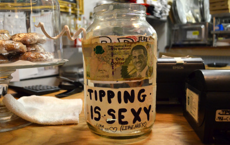 Tip or not to tip (always tip)