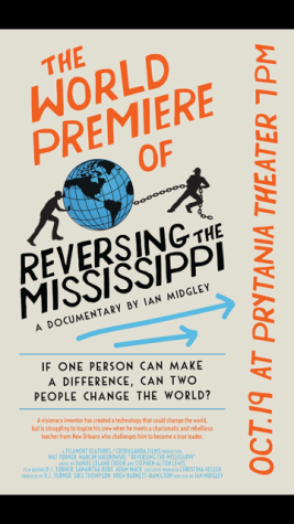"""Reversing the Mississippi"" to premier at New Orleans Film Festival"