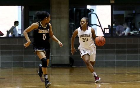 Photos: Women's Basketball takes down Brenau University