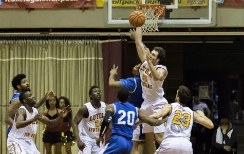 Men's basketball notch big win over Dillard University