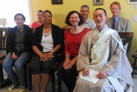 Nichiren Shoshu priest encourages the spread of faith through family