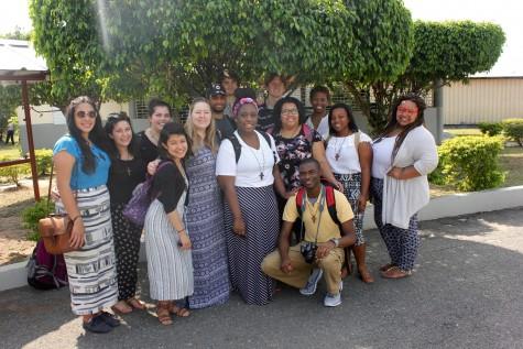 Ignacio Volunteers Return from Jamaica Trip