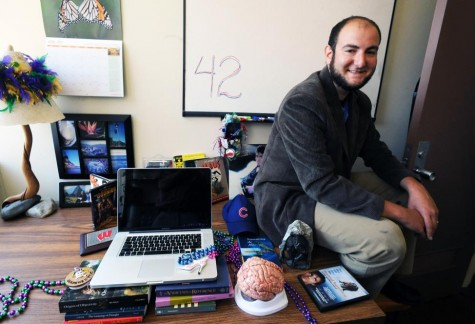 Students and faculty come together to honor Jon Altschul