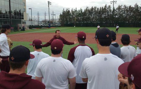 Loyola baseball team looks to finish season strong