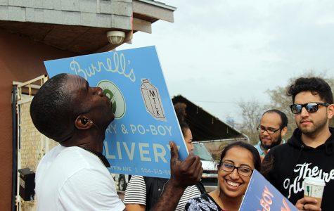 Loyola design students create logo for Lower Ninth Ward Market