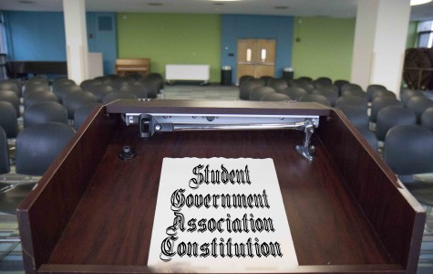 "Editorial: Students should vote ""no"" on SGA amendments"