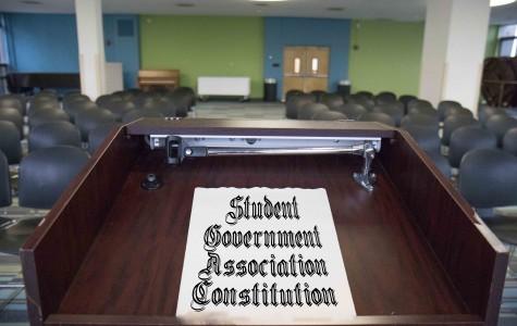 """Editorial: Students should vote """"no"""" on SGA amendments"""