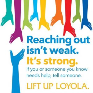 lift up loyola