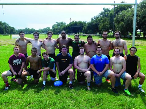 Rugby team enters season with new faces and high expectations