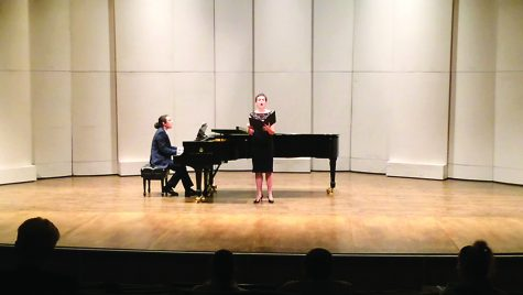 Festival of Contemporary Song combines literature and music
