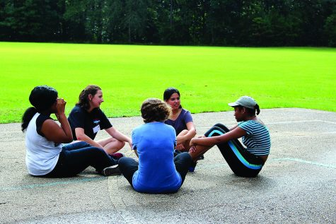 First-year retreat promotes sense of community among students