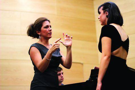 Opera stars teach master classes, perform at Loyola