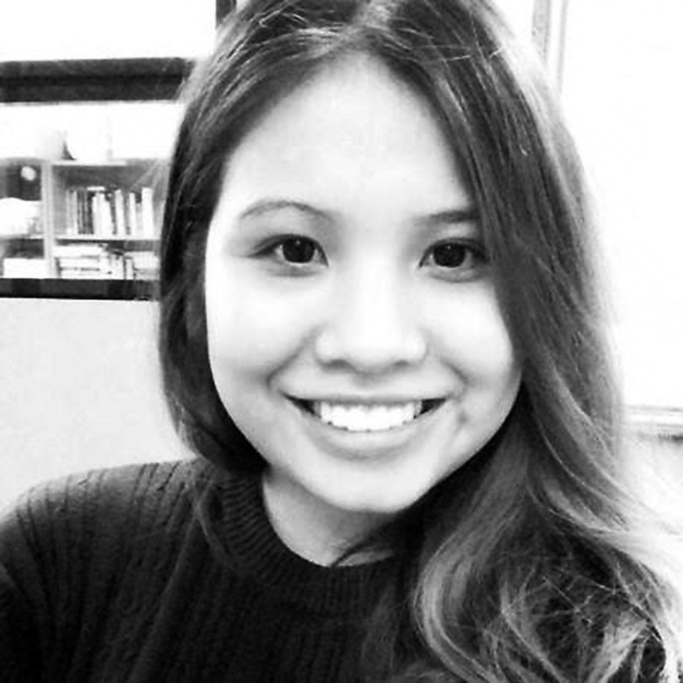 Thanh Mai, philosophy junior