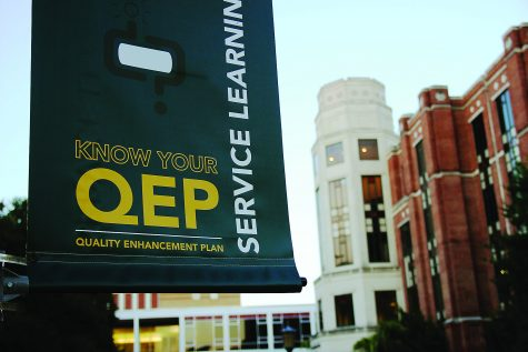 Loyola implements first stage of Quality Enhancement Plan