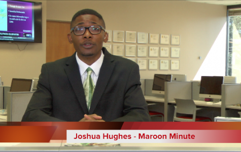 Maroon Minute for October 12, 2016